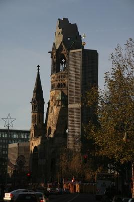 Gedächtnis Kirche